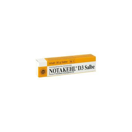 notakehl-d3-10-zalf-30-gr