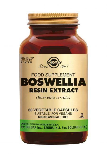 solgar boswellia