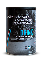 Born-isoton-hydratation