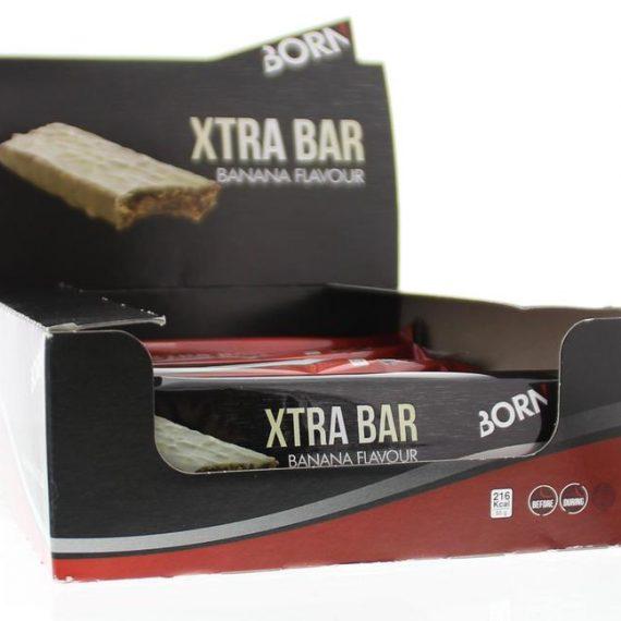 Born-xtra-bar-banana-flavour-box