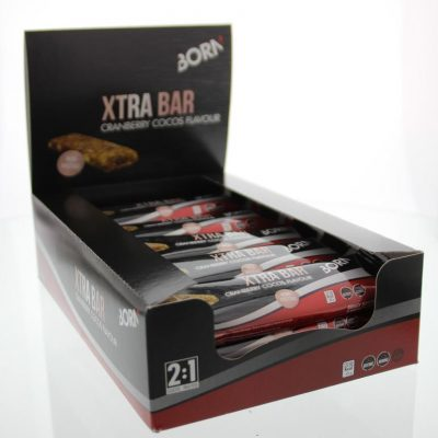 Born-xtra-bar-cranberry-box
