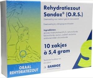 Sandoz-rehydratatiezout