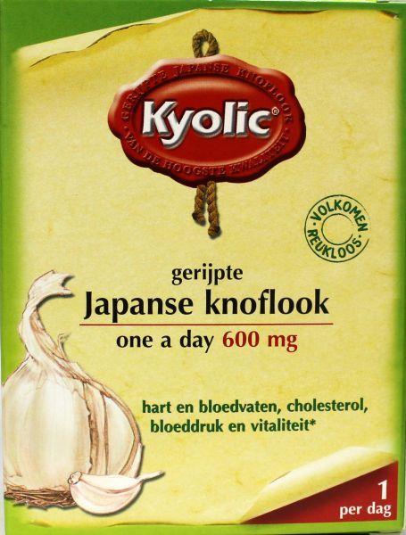 kyolic knoflook