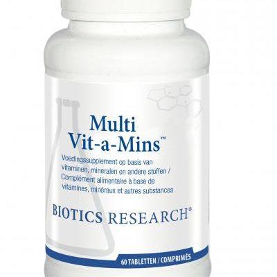 Vitaminesuplementen